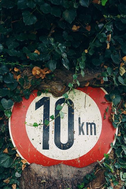 Traffic Sign, Speed Limit, Street Sign