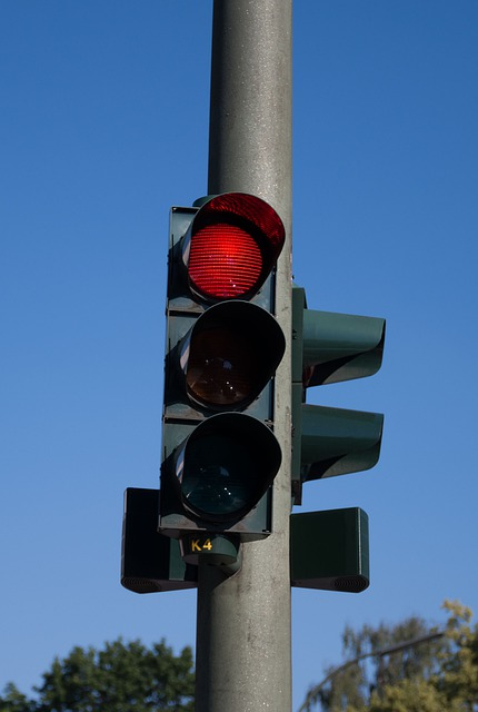 Semaphore, Traffic Lights, Stop, Lamp, Traffic, Caution