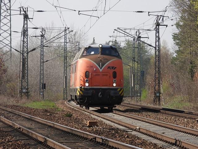 Loco, Diesel Locomotive, Rail, Train
