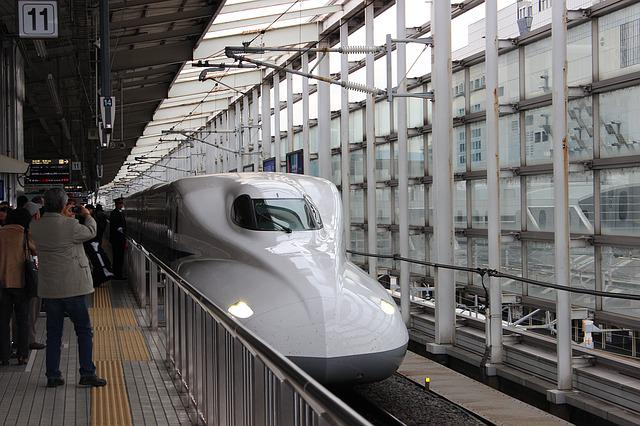 Jr Tokai, N700 System, Bullet Train, Train