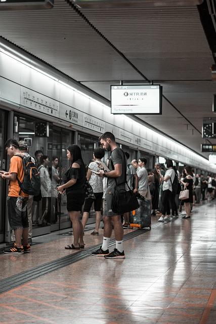 Train, Transit, Railway, Rail, Journey, Travel, Crowd