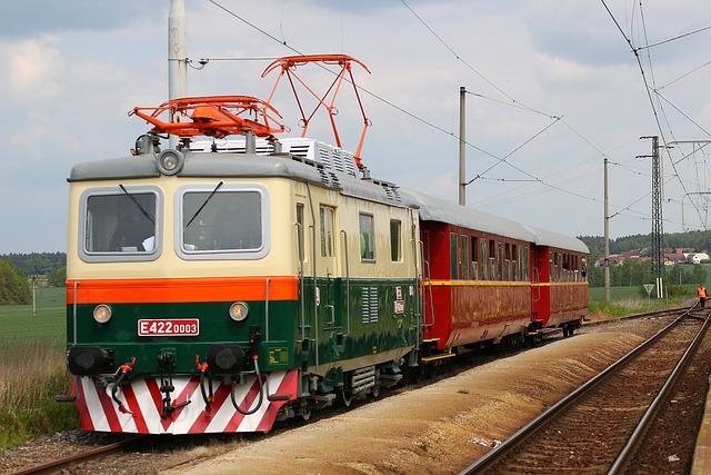Special Train, Historically, Railway, Nostalgia, Train