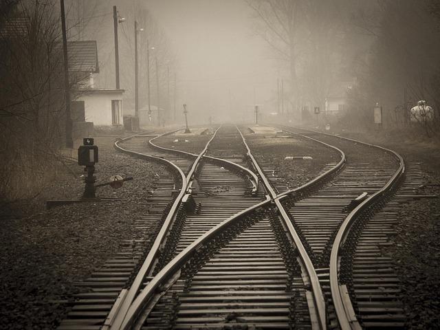 Vias, Train, Railway, Via, Trains, Path, Train Tracks