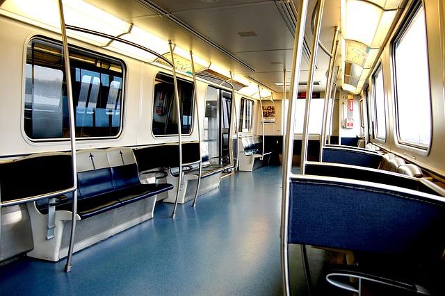 Internal, Indoors, Transportation, Train, Windows, Seat