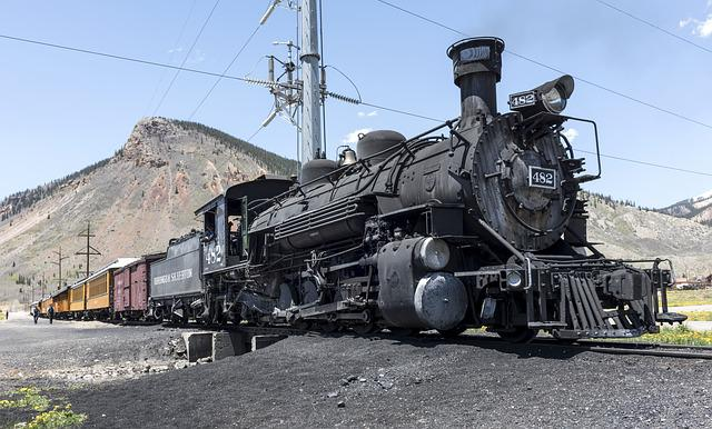 Loco, Locomotive, Steam Locomotive, Train, Railway