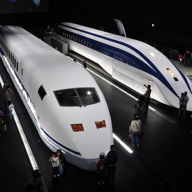 Train, Japan, Station, Tokyo, City, Transportation