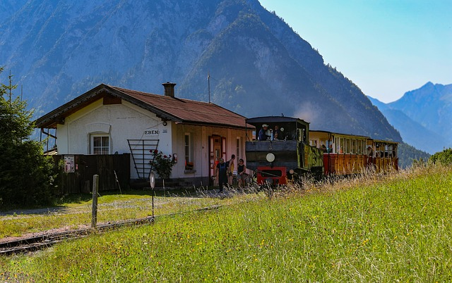 Home, Nature, Summer, Travel, Wood, Train, Blackjack