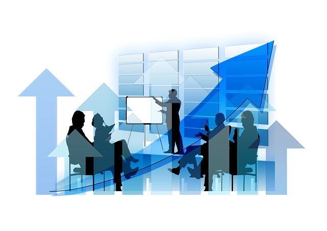Businessman, Kaufmann, Arrows, Training, Coaching