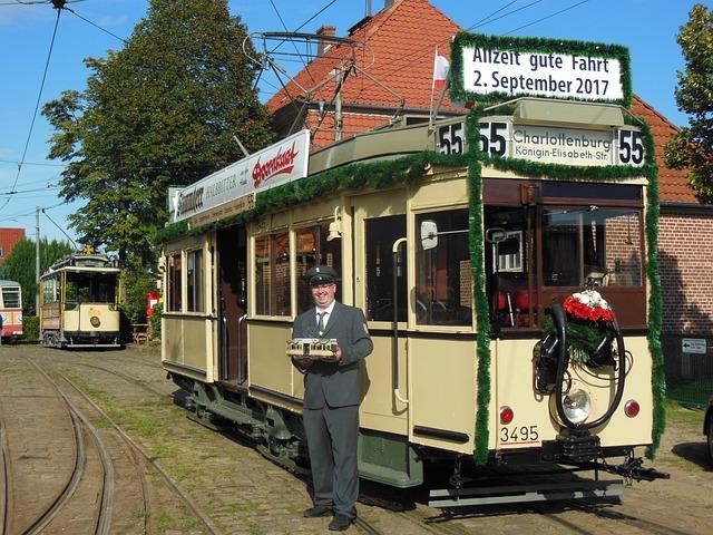 Technology, Tram, Historically, Museum, Schoenberg
