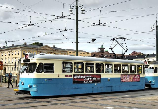 Tram, City, Public Transport, Tram Tracks