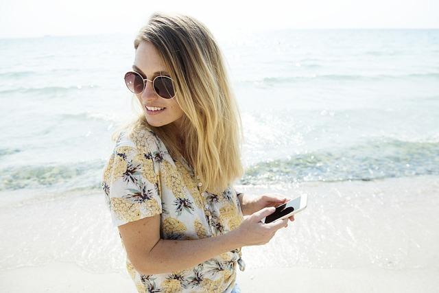 Shore, Freedom, Tranquil Scene, Ocean, Beach, Travel
