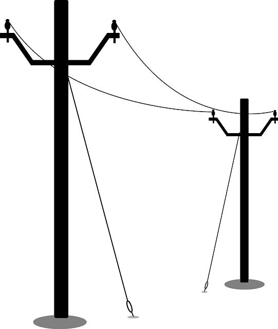 Power Line, Transmission Line, Electricity