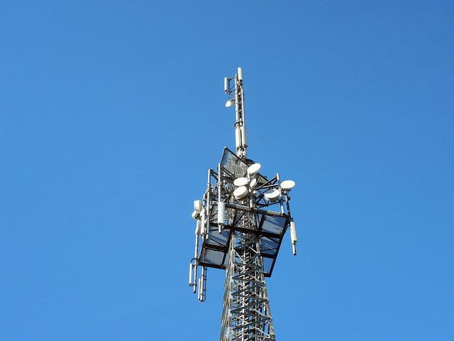 Transmission Tower, Send, Radio, Reception, Antenna