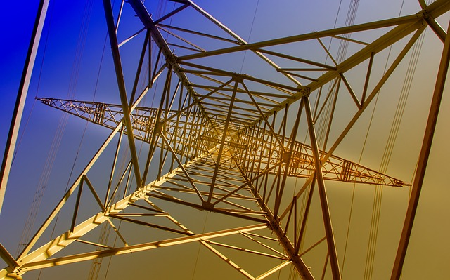 Transmission Tower, Electric Tower, Electricity Pylon