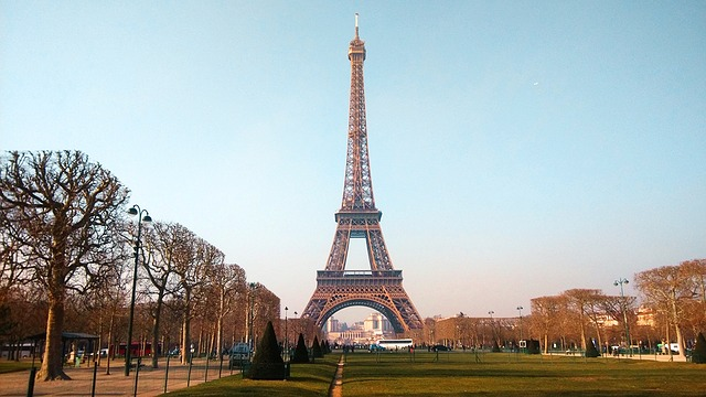 Paris, Transmission Tower, Building, National Culture