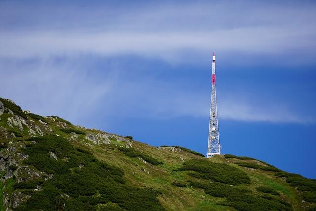 Transmission Tower, Send, Mountain, Station, Alpine