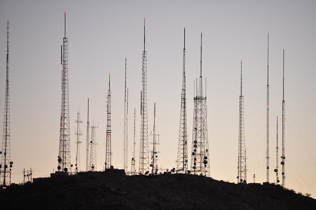 Towers, Radio Tower, Transmission Tower, High, Tv Tower