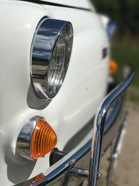 Car, Transport, Vehicle, White, Oldtimer, Fiat