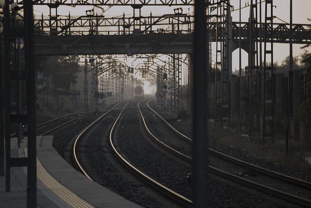 Train, Vias, Rails, Railway, Transport, Travel, Route
