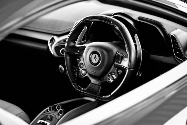 Wheel, Dashboard, Car, Vehicle, Transport, Steering