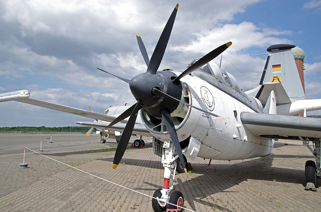 Aircraft, Airport, Propeller, Transport System, Fly