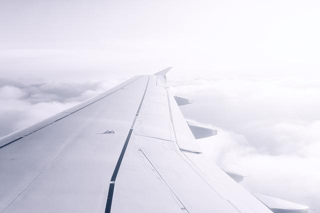 Travel, Sky, Wing, Freedom, Transport System, Aircraft