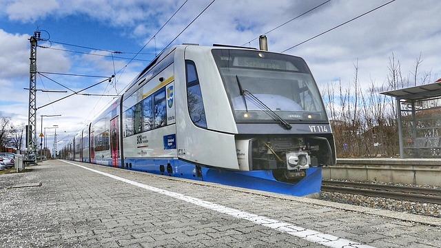 Transport System, Station, Train, Travel