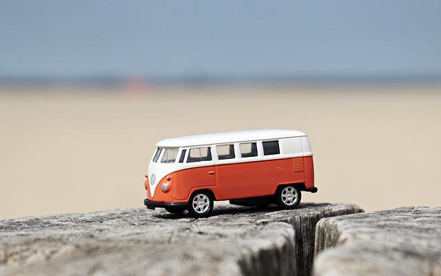 Auto, Toy Car, Bus, Vw, Vehicle, Car, Transport, Vw Bus