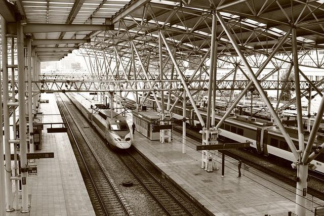 Transport, Train, Train Station, Station, Travel