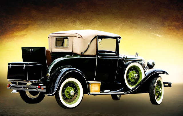 Vehicle, Transport, Auto, Oldtimer, Nostalgia