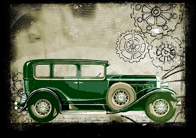 Car, Vintage, Old, Antique, Automobile, Transport