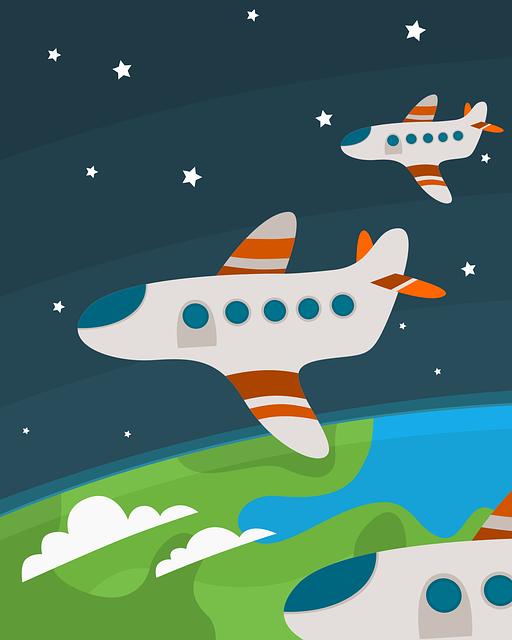 Plane, Aircraft, Flight, Transportation, Explore