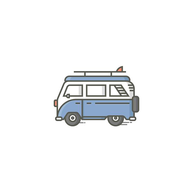 Car, Vw, Transportation, Volkswagen, Vehicle, Bus