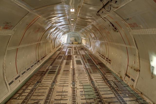 Airplane, Cargo Bay, Transportation, Plane, Air