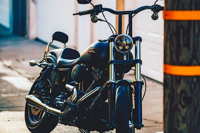 Harley-davidson, Motorcycle, Bike, Transportation, Ride