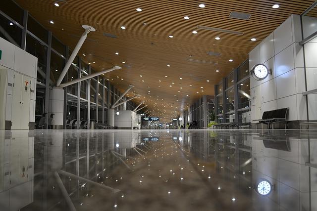 Airport, Malaysia, Kuala Lumpur, Transportation, People