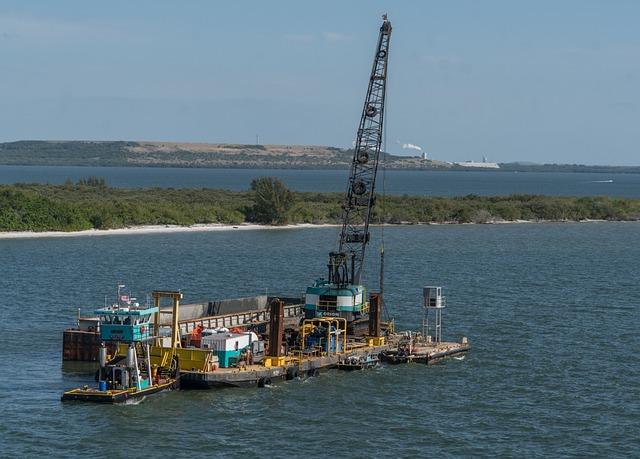 Water, Watercraft, Industry, Sea, Transportation System
