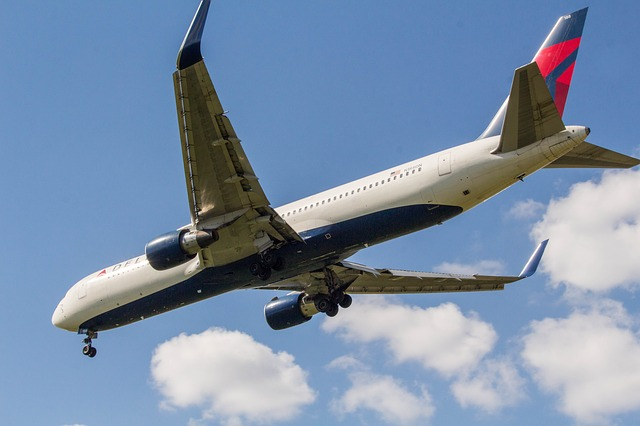 Airplane, Aircraft, Transportation System, Jet, Airport