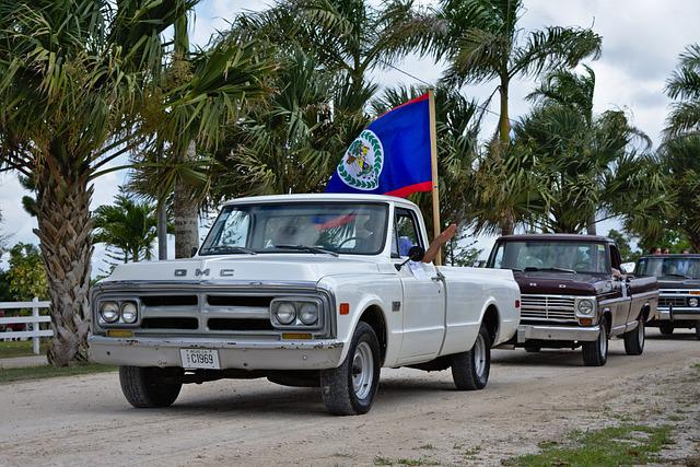 Ford, Antique, Truck, Vehicle, Transportation System