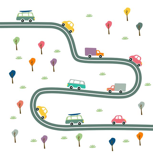 Cars, Road, Street, Transportation, Traffic, City