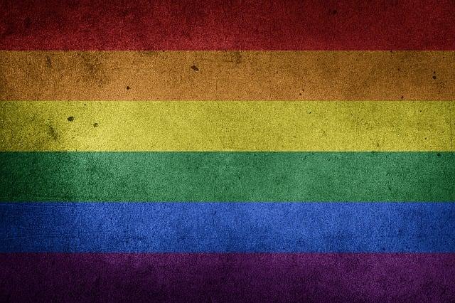Flag, Lgbt, Gay, Lgbtq, Lesbian, Bisexual, Transsexual