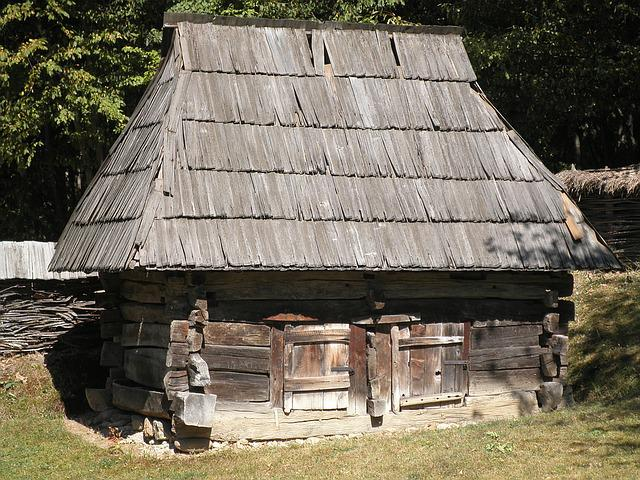 Romania, Traditional, Transylvania, Wooden House