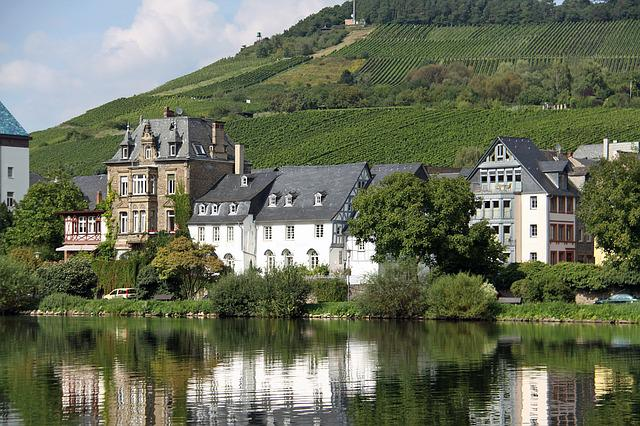 Germany, Traben, Trarbach, Traben-trarbach, Moselle
