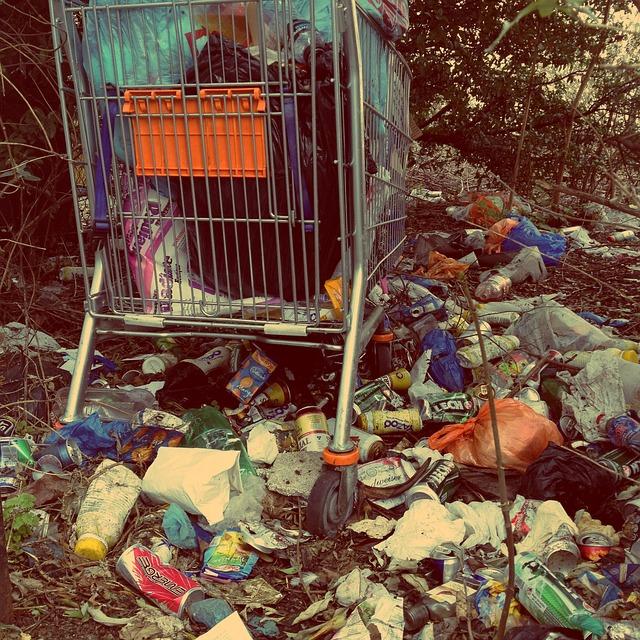 Rubbish, Trash, Waste, Garbage, Dump, Recycling, Junk