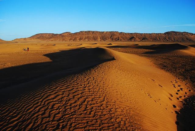 Zagora, Desert, Morocco, Sahara, Africa, Sand, Travel