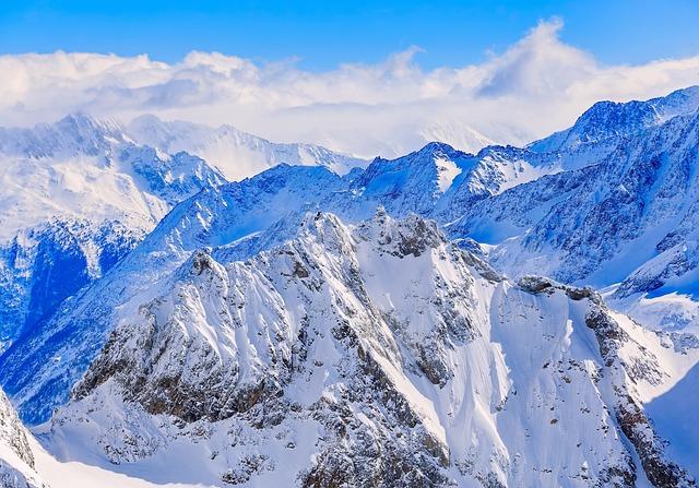 Titlis, Alps, Swiss Alps, Alpine, Travel