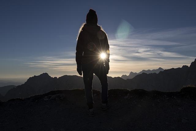 Sunrise, Slovenia, Hiking, Trekking, Alps, Travel