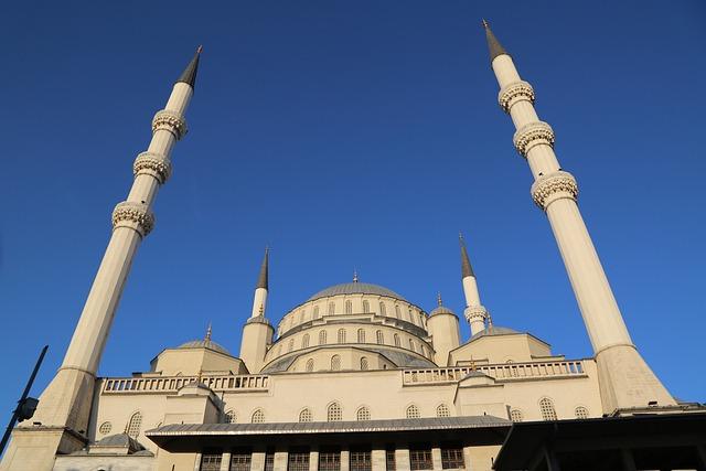 Minaret, Architecture, Sky, Religion, Travel, Cami