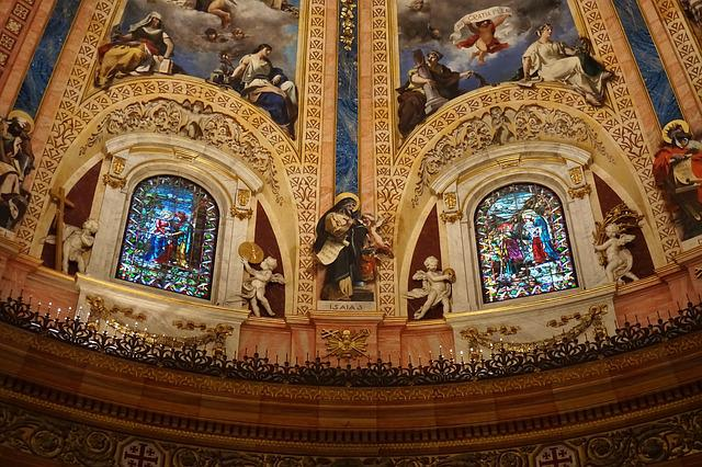 Church, Religion, Cathedral, Art, Travel, Architecture