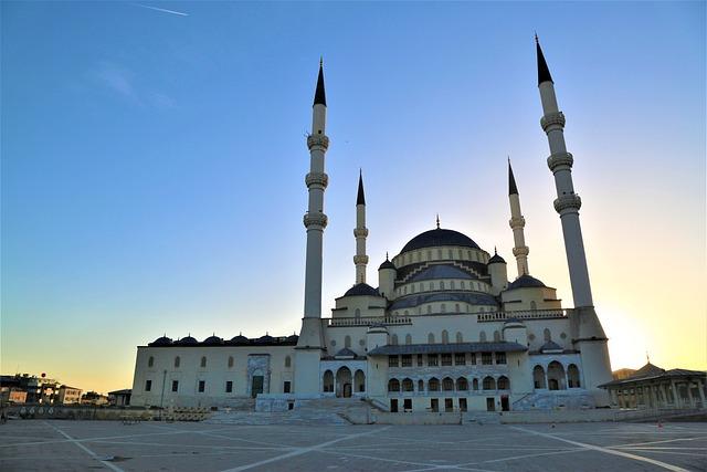 Architecture, Minaret, Travel, Building, Sky, Cami